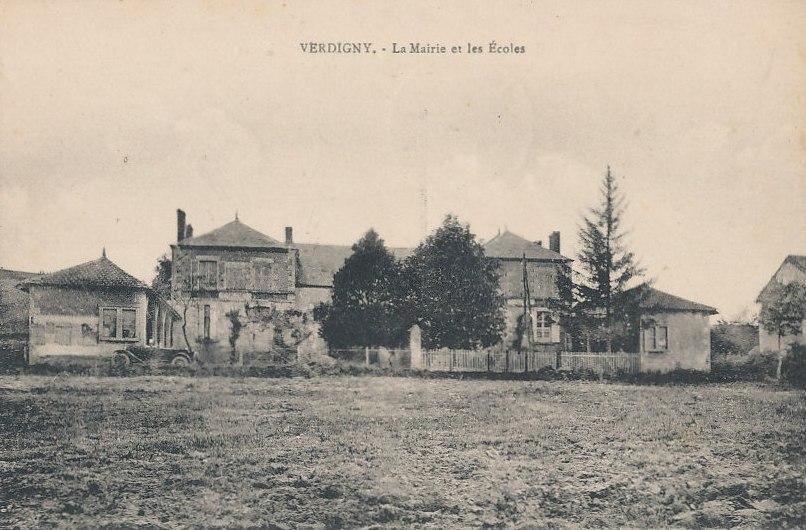 verdigny mairie ecoles - Copie