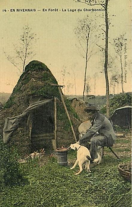 Loge charbonier