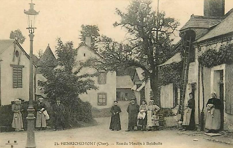 Rue moulin Boisbelle