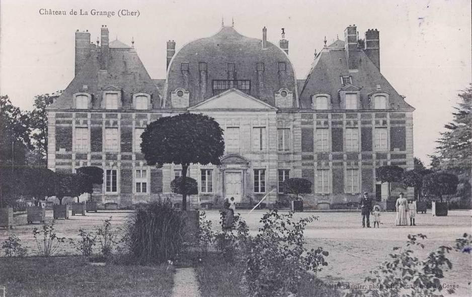 chateau larange